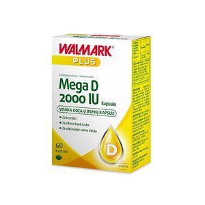 Walmark Mega D 2000IU 60 tableta