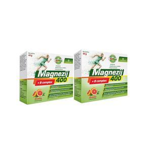Magnezij 400+B complex 20 kom 1+1 gratis