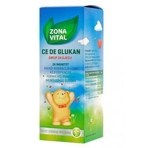Zona Vital CE DE Glukan sirup za djecu 150ml