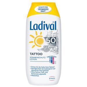 Ladival Tattoo losion SPF50
