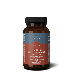 Terra Nova multinutrienti za kvalitetan život kompleks 50 kapsula