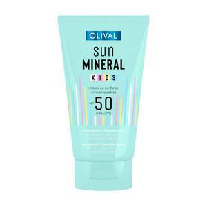 Olival Sun mineral kids mlijeko za sunčanje SPF50 150ml