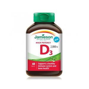 Jamieson vitamin D 2000IU 60 tableta