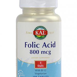 Kal folna kiselina 100 tableta