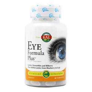 Kal eye formula 60 tableta