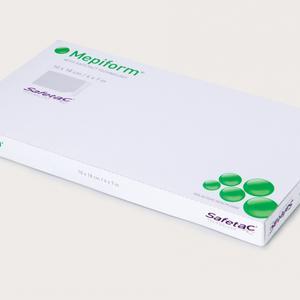 Mepiform 10cmx18cm, 5 obloga, silikonska obloga