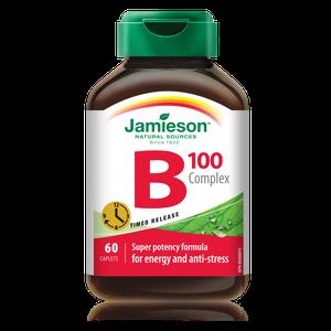 Jamieson B 100 kompleks   60 tableta