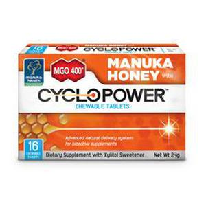 Manuka Cyclopower tablete za žvakanje 16 komada