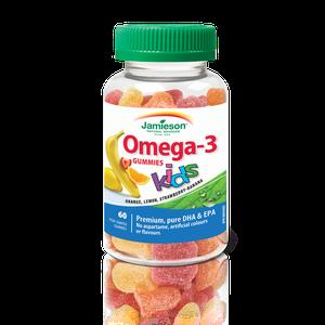 Jamieson omega 3 za djecu  60 tbl za žvakanje