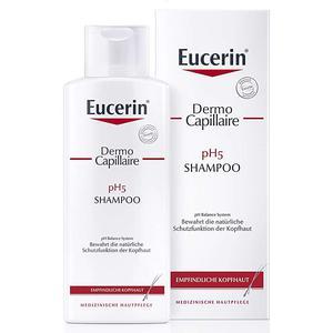 Eucerin pH5 dermo capillaire šampon za osjetljivo vlasište  250ml
