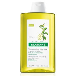 Klorane citrus šampon  200 ml