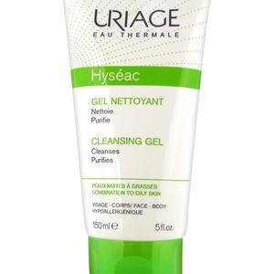 Uriage Hyseac dermatološki gel za umivanje 150 ml
