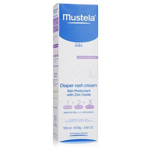 Mustela 1 2 3 krema za pelensku regiju 100 ml