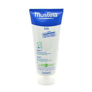 Mustela 2 u 1 šampon za pranje 200 ml