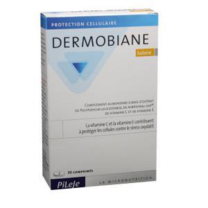Dermobiane solaire 30 tableta