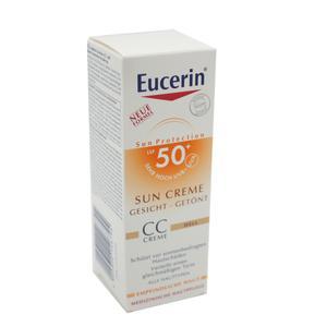 Eucerin Sun CC Light krema  SPF50   50ml
