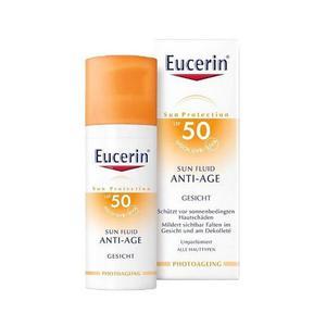 Eucerin Sun anti age fluid SPF50   50 ml