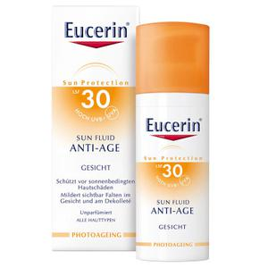 Eucerin Sun anti age fluid SPF30  50ml