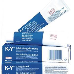 K-Y Lubrikant gel, 82 g