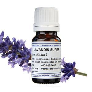 Eterično ulje lavandin super, 10 ml