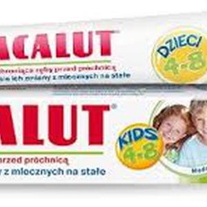 Lacalut zubna pasta dječja 4-8 godina, 50 ml