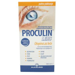 Proculinlens putno pakiranje 100 ml