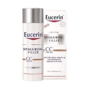 Eucerin hyaluron filler CC krema SPF15  MEDIUM   50 ml