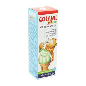 Golanil junior oralni sprej 30 ml