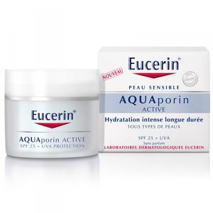 Eucerin Aquaporin active krema SPF25   50 ml