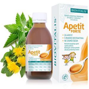 Biovitalis Apetit Forte 200 ml