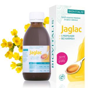 Biovitalis Jaglac tekući dodatak prehrani 200 ml