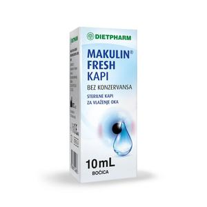 Dietpharm Makulin fresh kapi 10 ml