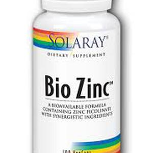 Solaray bio zinc 100 tableta