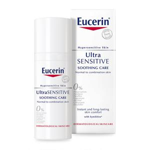 Eucerin Ultra Sensitive fluid za norm/mješovitu kožu 50ml