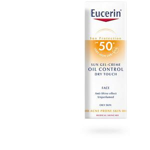 Eucerin Sun oil control dry touch gel-krema SPF50   50ml