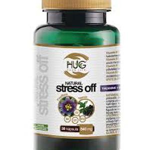 HUG stress off 30 kapsula