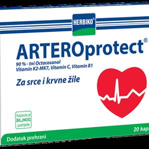 Arteroprotect, 20 kapsula
