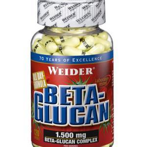 Weider beta glucan 120 kapsula