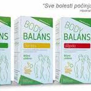 Body balans prah vanilija 10 vrećica