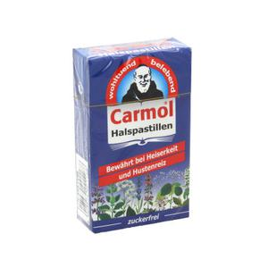 Carmol pastile 45 gr