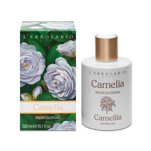 Lerbolario Camelia pjenušava kupka 300 ml