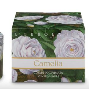 Lerbolario Camelia Krema za tijelo 200 ml