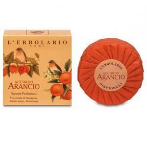Lerbolario Arancio sapun 2x100 g