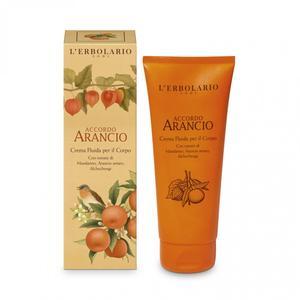 Lerbolario Arancio krema za tijelo 200 ml
