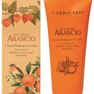Lerbolario Accordo Arancio Krema za tijelo 200 ml