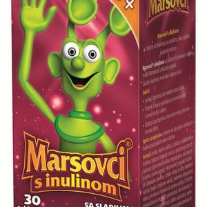Marsovci, dječji vitamini s inulinom, 30 tableta