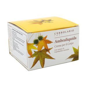 Lerbolario ambraliquida krema za tijelo 250 ml