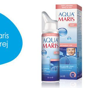 Aqua maris BABY sprej  50 ml