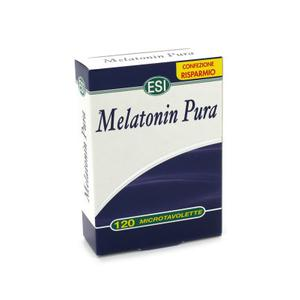 ESI melatonin pura 1 mg    120 tableta