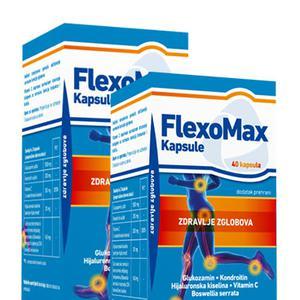 Flexomax kapsule, 80 kapsula